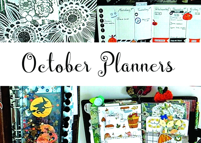 oct planners